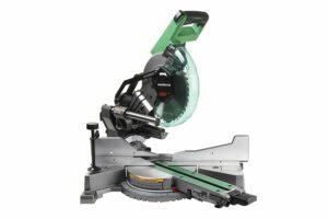 Metabo HPT C10FSHCT 10 inch Sliding Dual Bevel Compound Best Miter Saw with Laser Marker